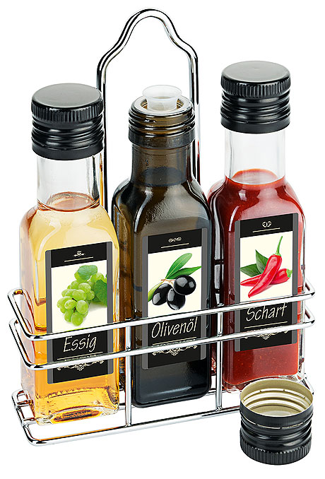 2728/103 Oil & Vinegar Condiment Set