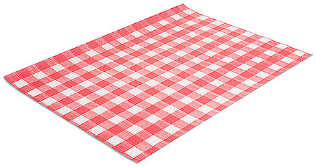 4493/359 Greaseproof Paper Gingham