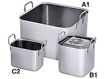 Bain Marie Containers