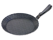 Forged Iron Pans