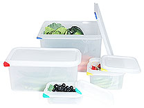 Gastronorm Containers Polypropylene