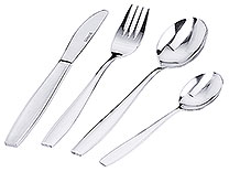 Cutlery, Stainless Steel 18/0