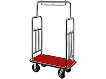 Hotel Luggage Trolleys