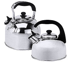 Kettle with Whistle