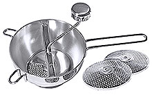 Moulin/Vegetable Sieve