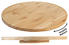 Revolving Cheese Board