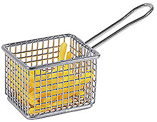 Small Rectangular Basket
