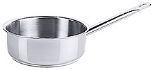 Sauté Pan, shallow