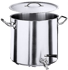 Stock/Boiling Pot with Tap