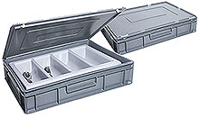 Transport/Storage Box for Cutlery