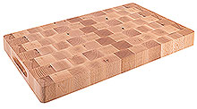 Beech End Grain Cutting Board