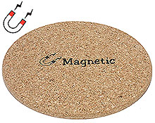Magnetic Cork Mat