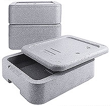 Insulated Meal Box