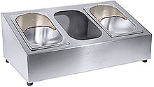 GN Cutlery/Food Preparation Holder