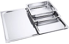 GN- Combi Oven Trays