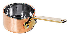 Mini Copper Sauté Pan