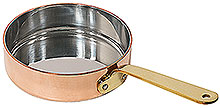 Mini Copper Frying Pan