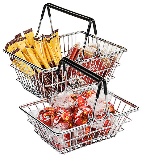 Mini Shopping Basket