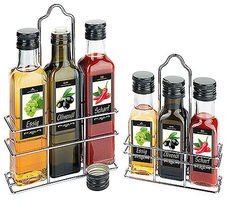 Oil & Vinegar Condiment Set