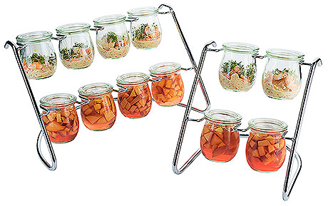 Weck® Glass Jars Stand